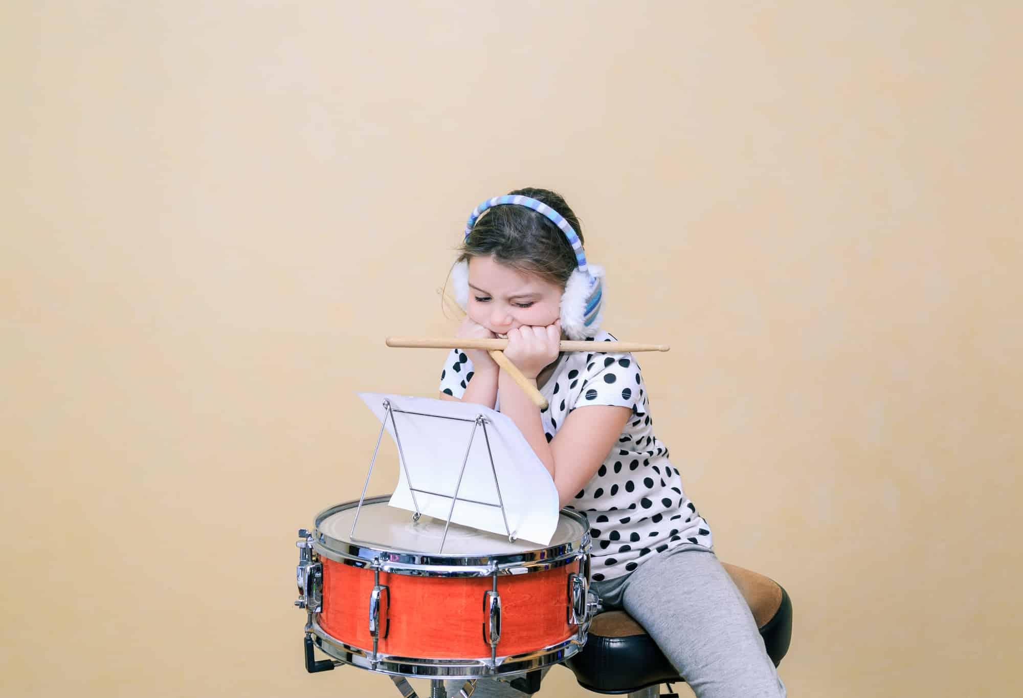 Schlagzeug lernen: Das 1x1 für die ersten Schritte