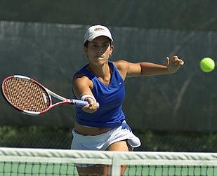 Volley beim Tennis: So geht's