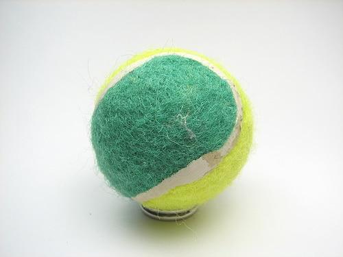 Ausrüstung beim Tennis