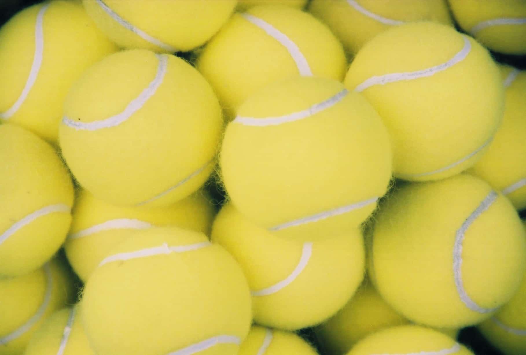 Tennis lernen