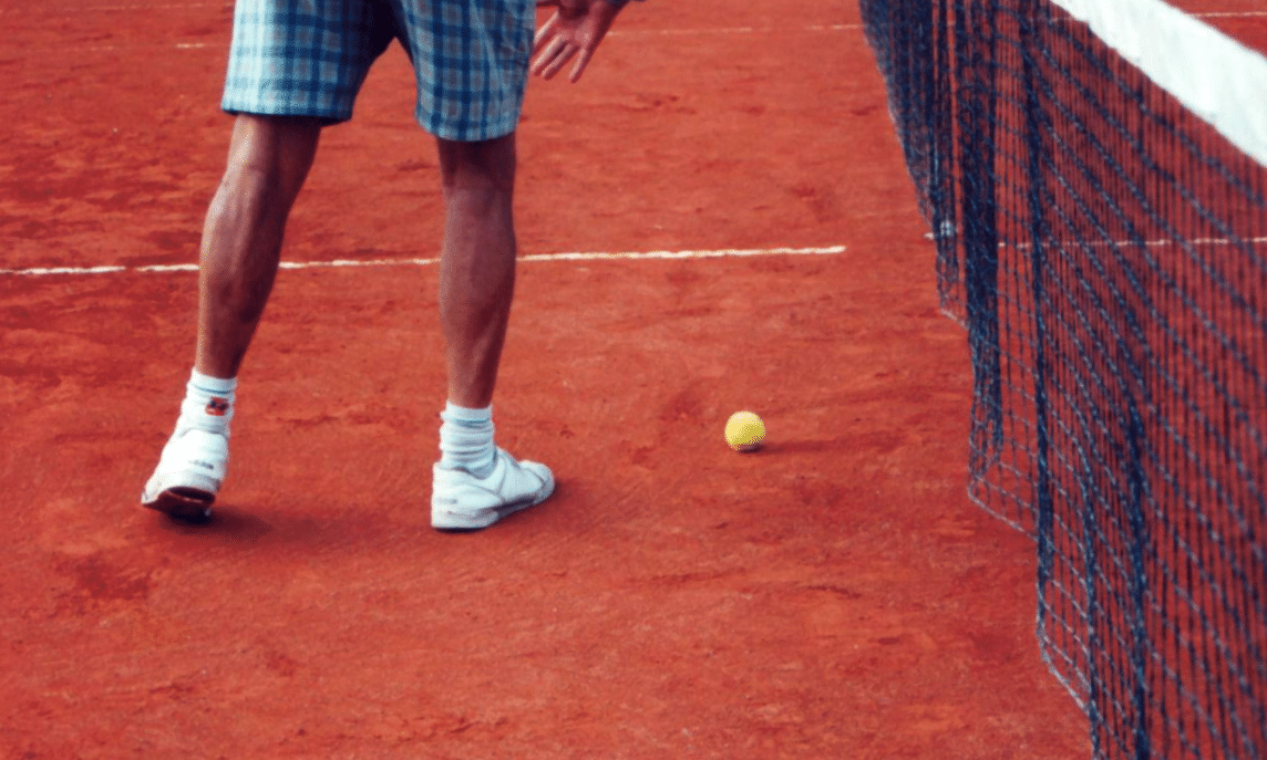 Schlagarten beim Tennis