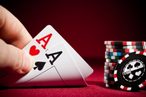 What does big blind mean in texas holdem
