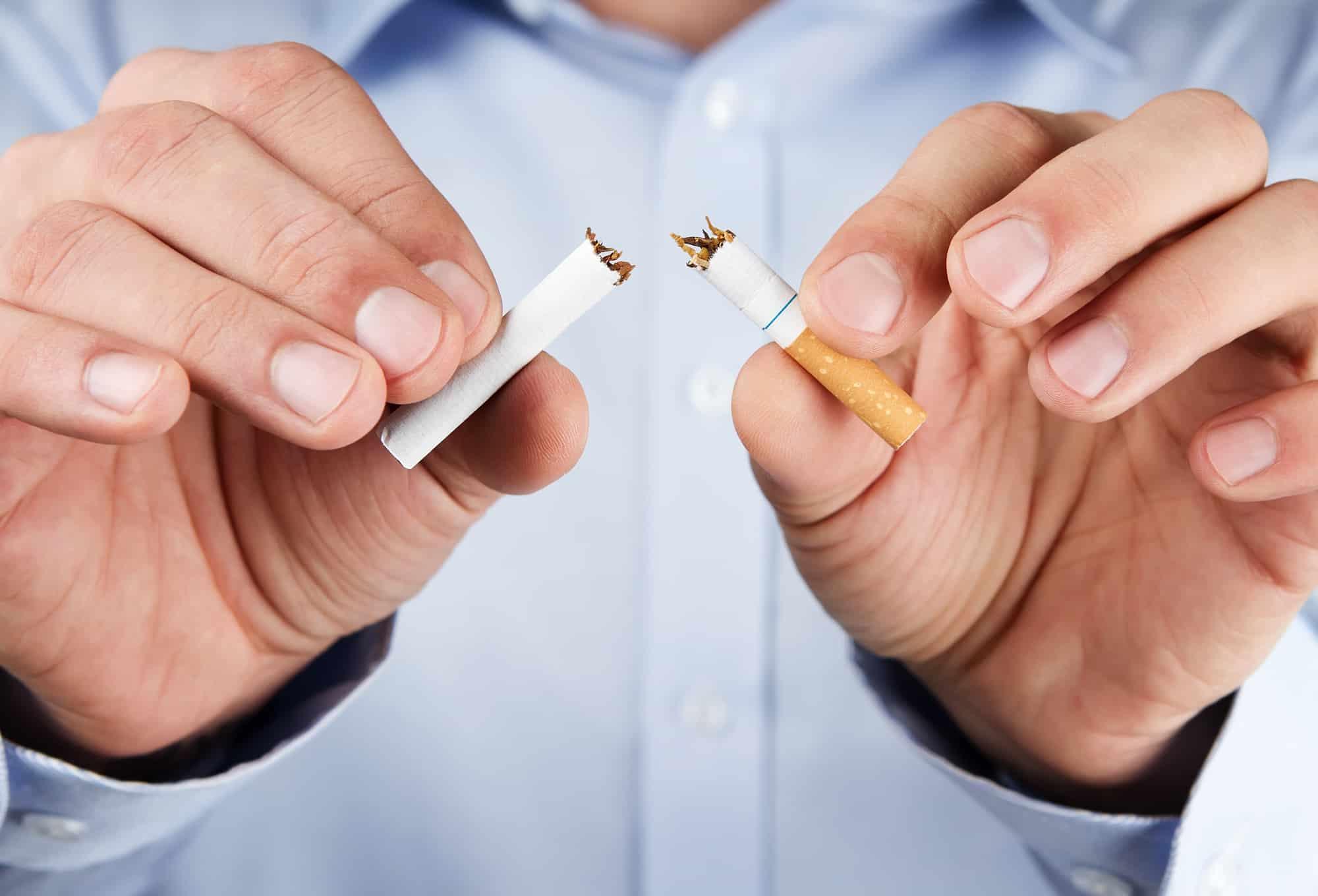 mit rauchen aufhören tipps