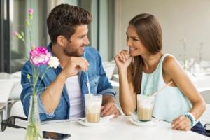 Dating-Tipps machen ihn auf den Wunsch