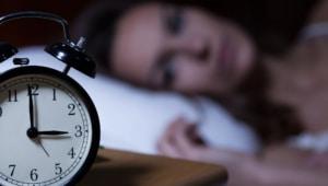 Schlaflosigkeit lässt Sie abnehmen