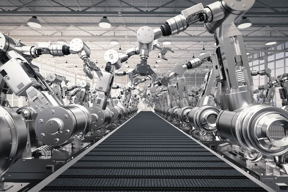 Ausbildung zum Maschinenbautechniker