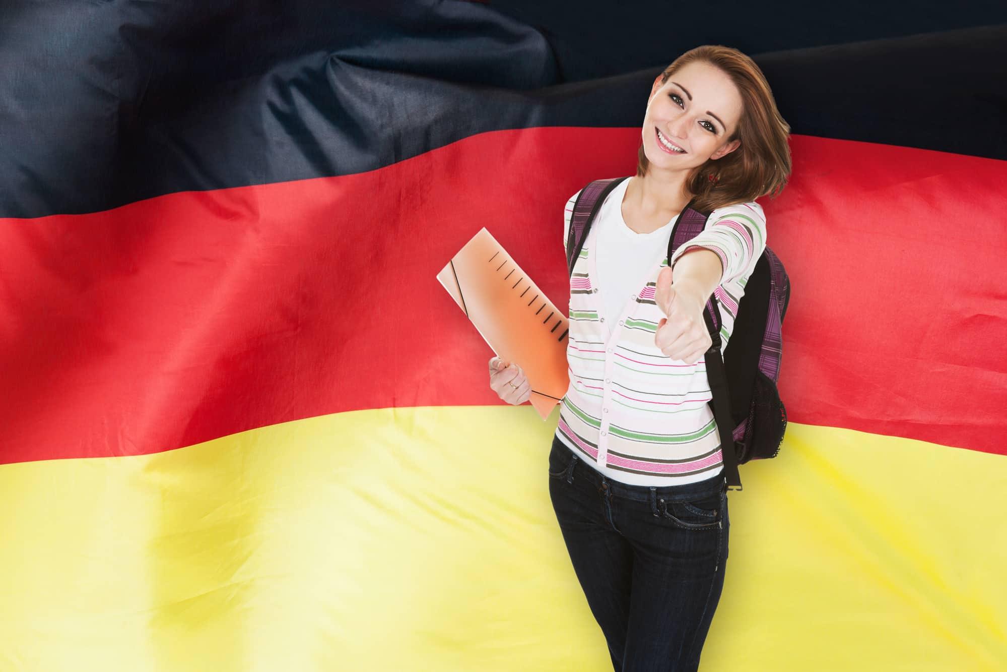 Deutsch als Fremdsprache lernen: Das 1x1 für die ersten Schritte