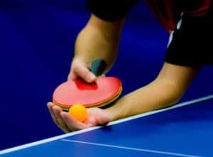 Tischtennis Aufschlag Regeln
