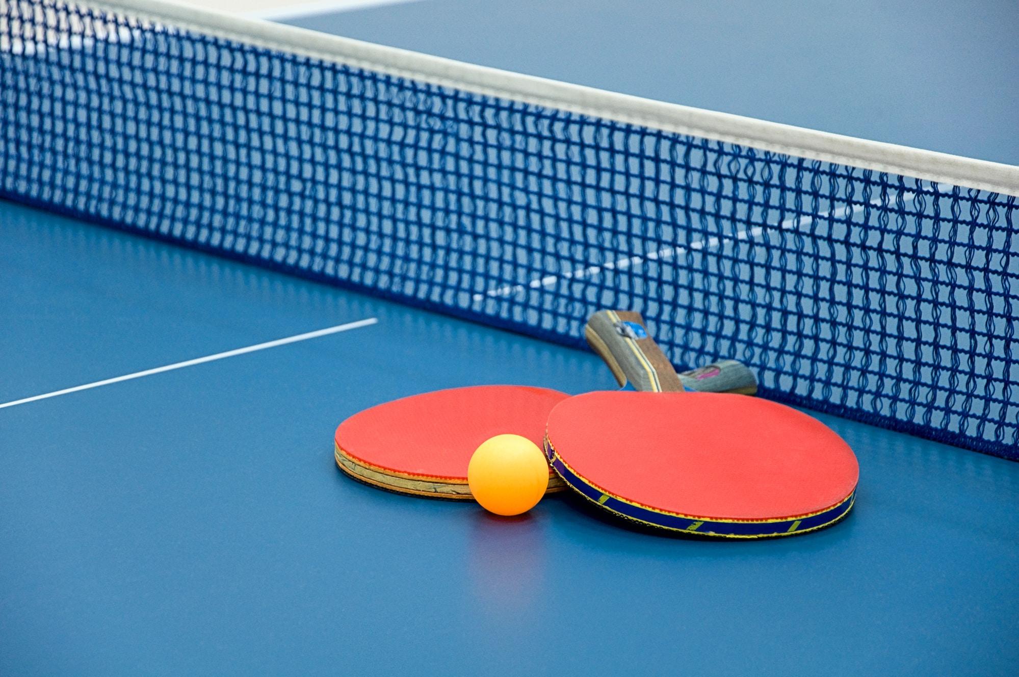 Tischtennis lernen: Regeln, Spielablauf + 3 typische Anfängerfehler