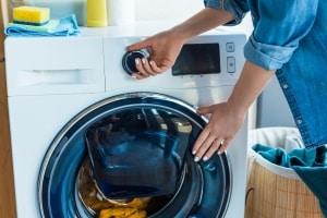 Flecken nach weiße waschen gelbe wäsche So entfernen