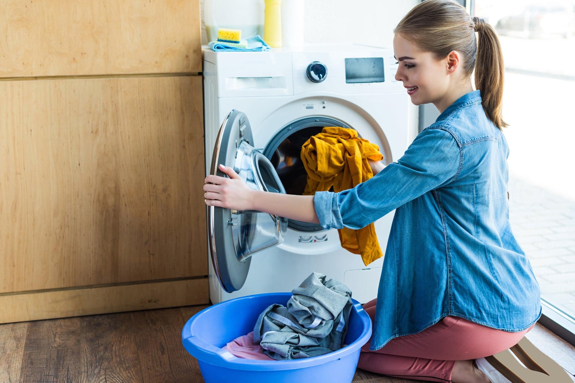 Waschen hose stinkt nach Uringeruch in