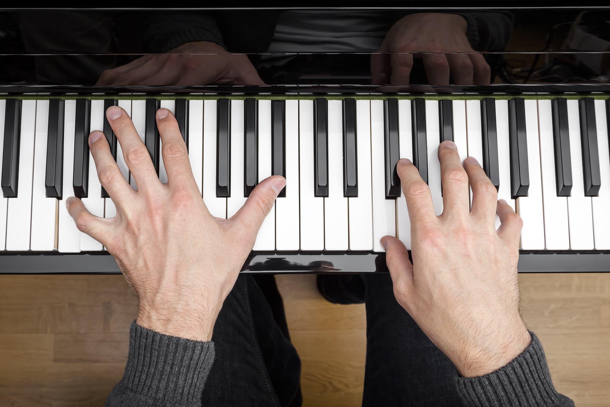 Klaviertastatur: 4 Tipps zur Klaviatur + 6 Anfängerfehler