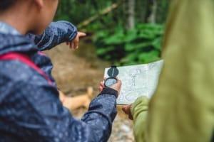schnitzeljagd-karte-kompass