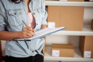 Praktikumszeugnis-Vorbereitung-Notizen-shutter