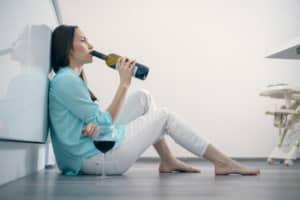 Alkoholiker äußere anzeichen Allergisch auf